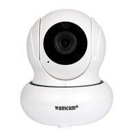 Wanscam HW0021 1 0MP 720P Wireless Ip Camera WI FI Infrared Pan Tilt Security Camera Wifi