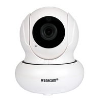 Wanscam HW0021 1 0MP 720P Wireless Ip Camera WI FI Infrared Pan Tilt Security Camera Wifi