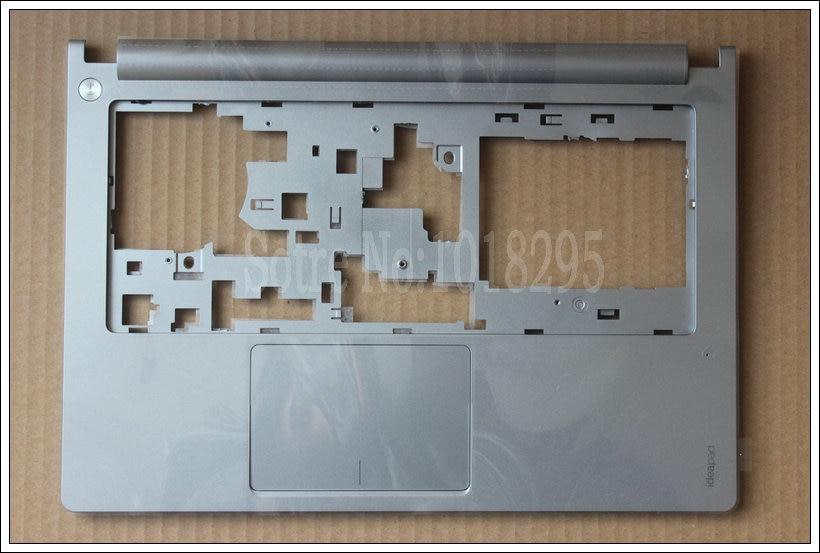 Prix pour NOUVEAU C shell top case Pour Lenovo Ideapad M30-70 Repose-poignets couvercle Gris Sans Touchpad