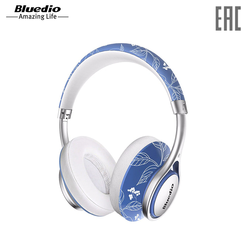 Headphones Bluedio A-China A-Doodle wireless bluedio t2 bluetooth4 1 wireless stereo headphone blue