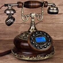 IDS-8520 antigua de Mesa para el teléfono antiguo vintage Teléfono/identificador de llamadas manos libres/retroiluminada
