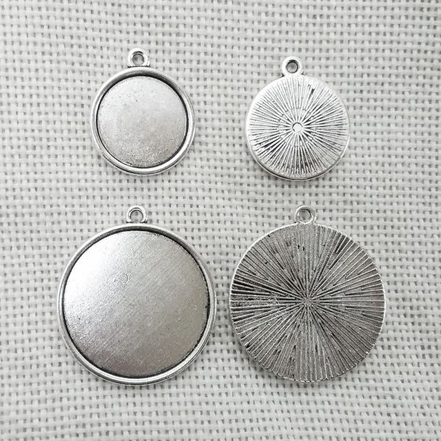 Cabochon cameo bezel blank base setting tray charms long necklace cabochon cameo bezel blank base setting tray charms long necklace pendants clasp tibet glass dome lacket mozeypictures Image collections