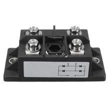 1 шт. новое поступление черный 150A Amp 1600V MDQ150A однофазный диодный мостовой выпрямитель модуль питания