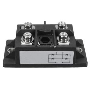 Image 1 - 1 ADET Yeni Varış Siyah 150A Amp 1600 V MDQ150A Tek Fazlı diyot köprüsü doğrultucu Güç Modülü