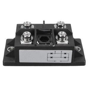 Image 1 - 1PC New Arrival Black 150A Amp 1600V MDQ150A Single Phase Diode Bridge Rectifier Power Module