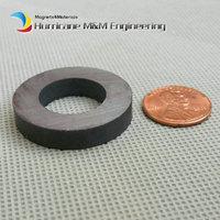 48pcs Ferrite Magnet Ring OD 32x18x6 mm for Subwoofer C8 Ceramic Magnets for DIY Loud speaker Sound Box board home use