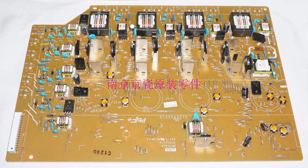 New Original Kyocera 302KV94060 HIGH VOLTAGE UNIT for:FS-C5150DN C5250DN C2026MFP C2126MFP kv b16xc brand new and original