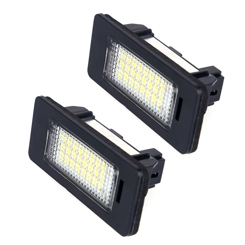 24 Smd LED Rear Number Licence Plate Units Replace For BMW Z4 E85 E86 02-09