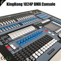 Обновления Kingkong 1024 P этапе перемещения луча головного света DMX консоли 1024 Каналы контроллер стол связаться 80 компьютер свет
