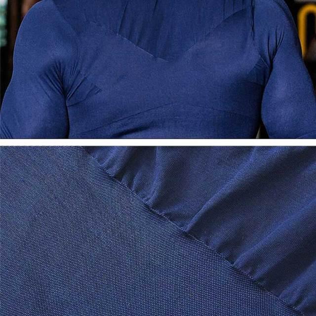 Men Shapers Ultra Sweat Thermal Muscle Shirt Neoprene Belly Slim Sheath Female Corset Abdomen Belt Shapewear Zip Tops Vest NY094 5