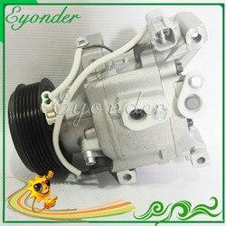 AC A/C sprężarka klimatyzacji pompy chłodzenia dla TOYOTACOROLLA E120 1.6 1.8 883201A491 883101A523 4472206380 4471809090|ac compressor|cooling compressorcompressor ac -