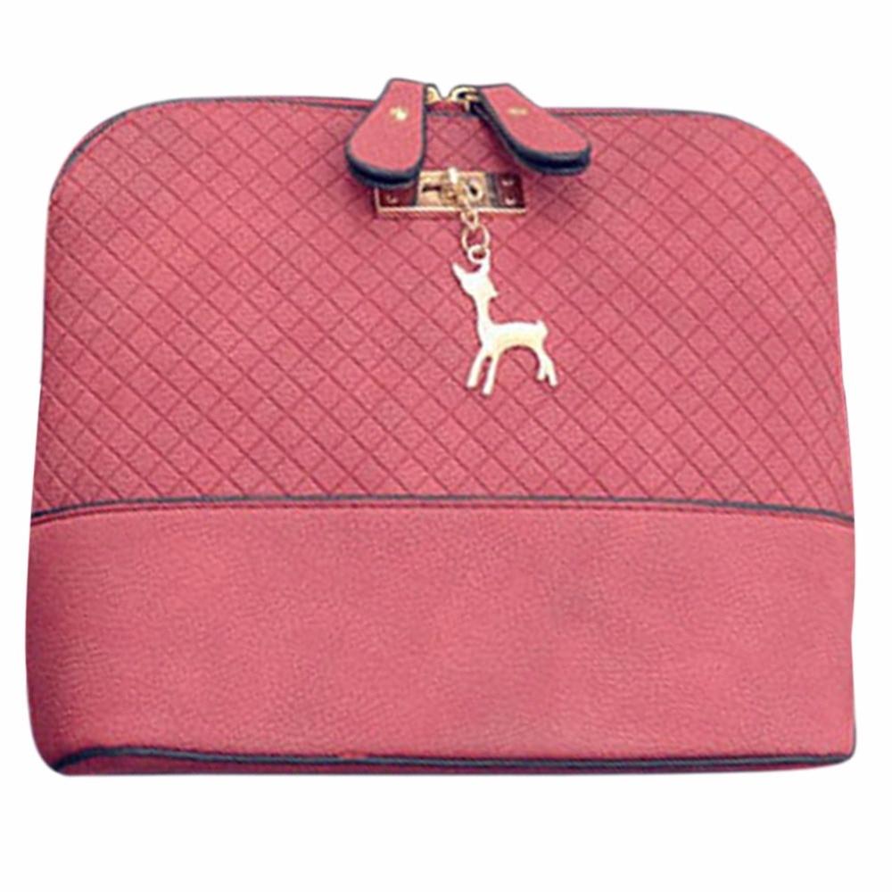 2016 Frauen Leder Messenger Taschen Wildleder Frauen Leder Handtaschen Schulter Sling Taschen Plaid Design Bolsa Feminina Bequem Und Einfach Zu Tragen