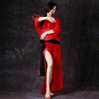 2018 Newest Woman Sexy Belly Dance Costume Bellydance Dress For Women Belly Dance Wear 066