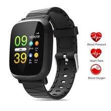 Smart Watch Bracelet Heart Rate Oxygen Blood Pressure Fitness Activity Tracker M30 smart sports watch men IOS