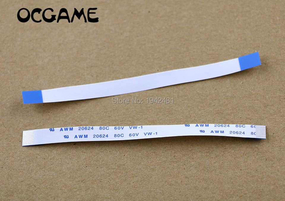 Ocgame 10 шт. 12pin извлечения ленточный кабель Мощность Переключатель Flex кабель на от кабеля сигнал легче и материнская плата для PS4 контроллер
