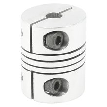 CNC Motor Shaft Acoplador 5mm a 8mm Acoplamento Flexível 5mm x 8mm