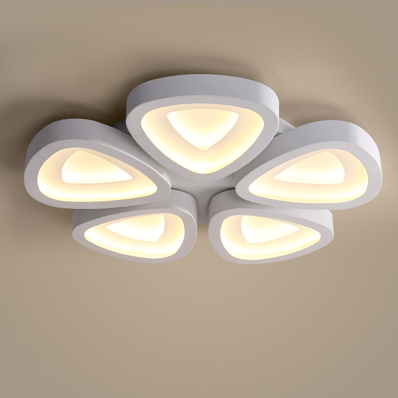 ФОТО Minimalist Modern led ceiling lights bedroom lamps for livingroom kitchen lamp balcony ceiling light 90-260V lamparas de techo