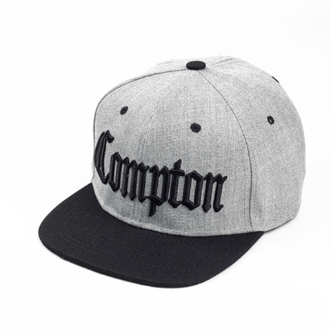 2019 new Compton embroidery baseball Hats Fashion adjustable Cotton Men Caps Traker Hat Women Hats hop snapback Cap Summer Lahore