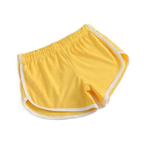 Hot Sexy Women Sleep Bottoms Shorts Shorts Sports Shorts Elastic Waist Breathable Ladies Lounge Cotton Casual Short LB Multan