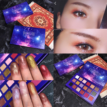 18 Colors Makeup Eyeshadow Palette Shimmer Glitter Eye shadow Palette Matte Pigment Eye Shadow Pallete Makeup Pallete Cosmetics стоимость
