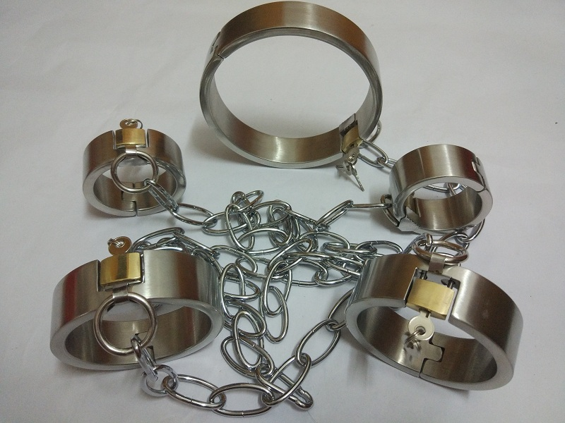 Sex tools for sale hot Heavy sex adult collar legcuffs handcuffs set sexy sex toys bdsm bondage set sex games for men and women. цена