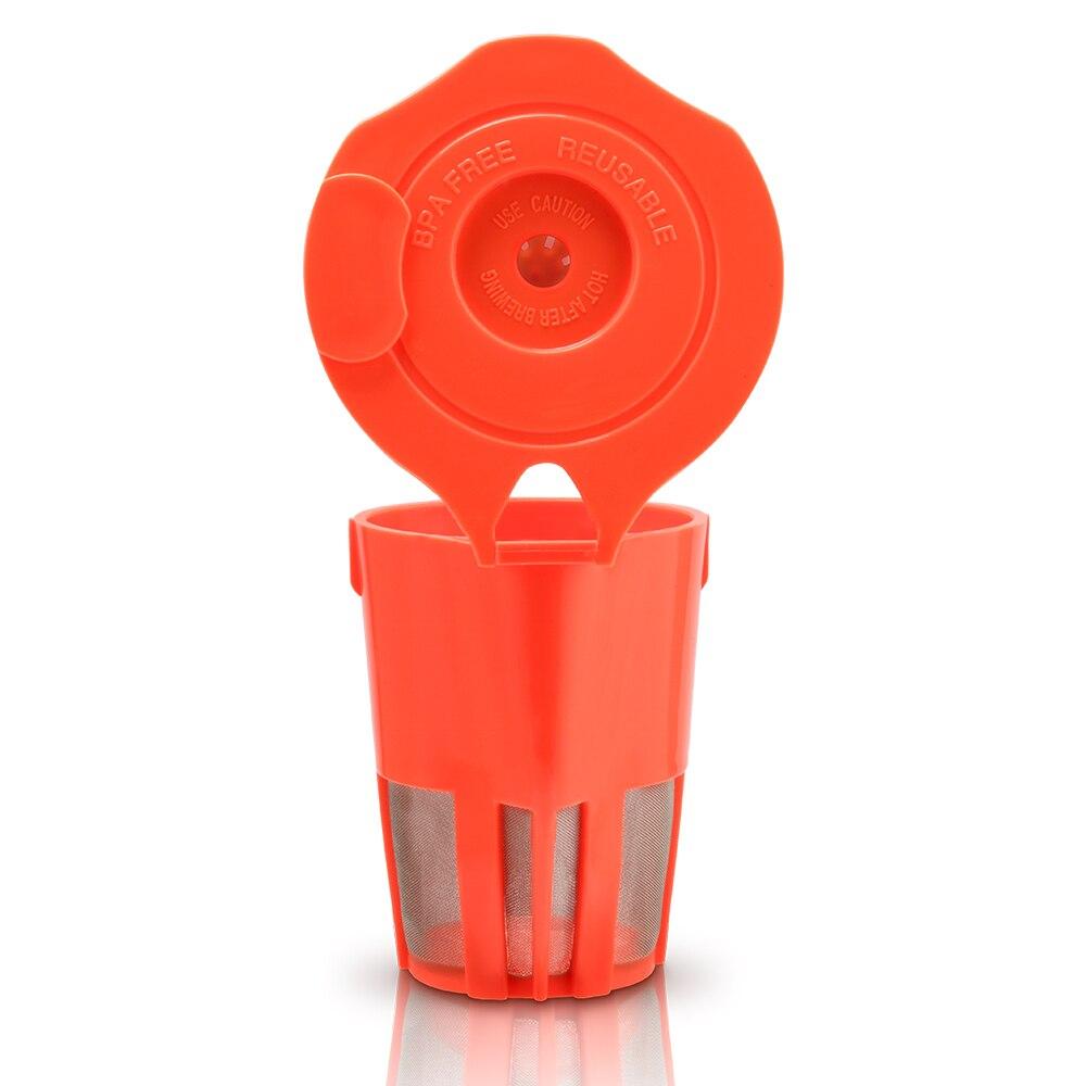 3pcs Filtro riutilizzabile Caffè filtro di ricambio parti per-KEURIG My K Serie Cup