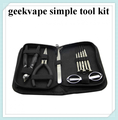 original Geek vape simple tool kit come with srewdriver plier design for the electronic cigarette DIY vaper easy to use