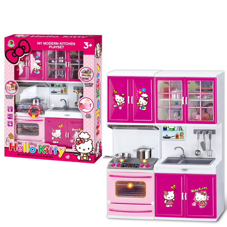 Plastic playset promotion shop for promotional plastic for Mini kitchen playset