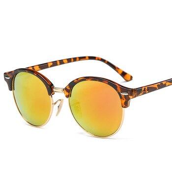 DCM Hot Sunglasses Women Popular Brand Designer Retro Men Summer Style Sun Glasses 11