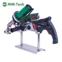 SWT-NS610A Plastic Extrusion Gun With Metabo Motor For Pp Pe Plastic