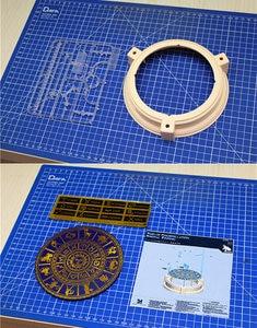 Image 3 - Anubis Bronzing Special Edition Twelve constellation Base for Bandai Saint Seiya figure & other model
