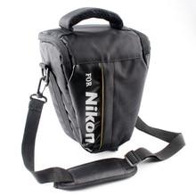 Video Camera Case Bag For Nikon DSLR D7200 D7100 D7000 D5300 D5200 D5100 D5000 D3400 D3300 D3200 D3100 D750 D80 D90