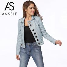 33c479d50 Buy leather jacket hole and get free shipping on AliExpress.com