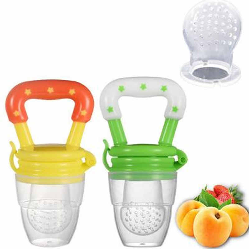 "Baby pacifier pacifier fresh food fruit milk feeder child pacifier ""bean safety Baby products pacifier nipple bottle"