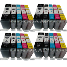 Get more info on the PGI-280 CLI-281 pgi280 cli281 Compatible ink Cartridge For Canon TS8120 TS9120 TR7520 TR8520 TS6120 printer