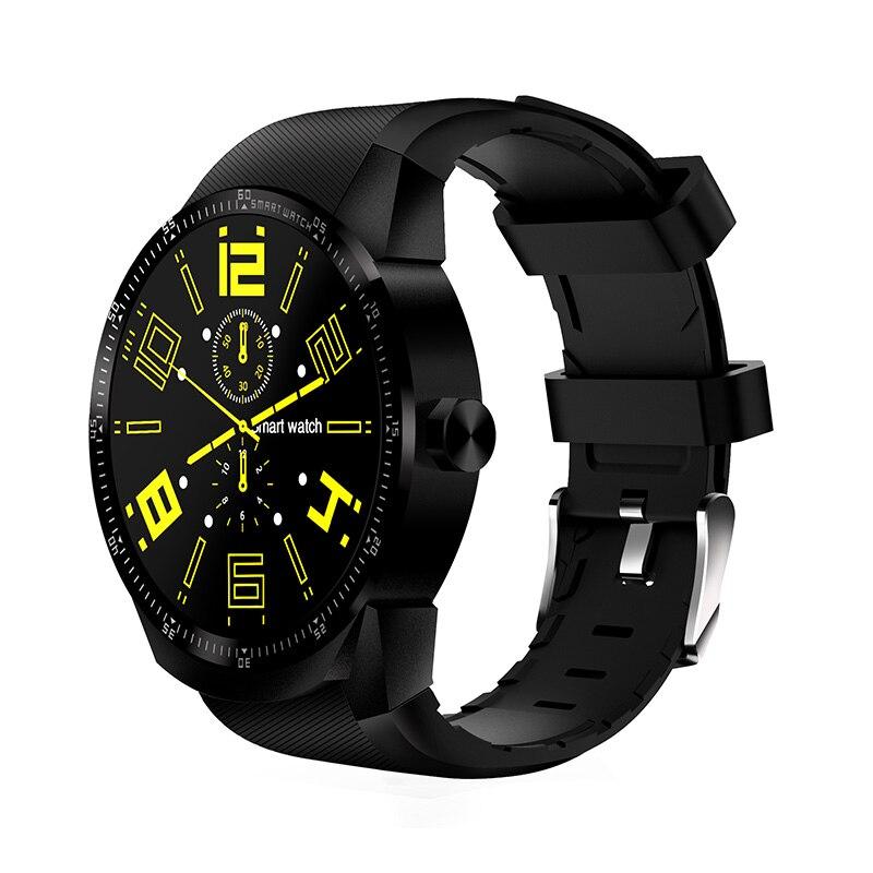 Bluetooth K98H Smart Watch Blood Pressure Rate Monitor Smartwatch Waterproof with 3G GPS Wifi FitnessTracker Watches smart baby watch q60s детские часы с gps голубые