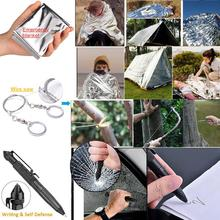 Survival Gear Kit   13 pcs with 800D Soft Carry Case