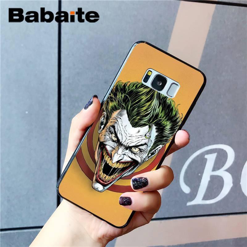 Comic art The Joker