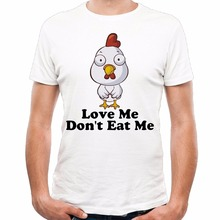 """Love Me Don't Eat Me"" t-shirt"