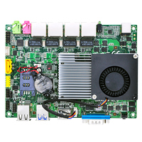 4 Gigabit Nics 3 5 Industrial Motherboard Q4005UG4 P Processor 3M Cache 1 70 GHz 3G