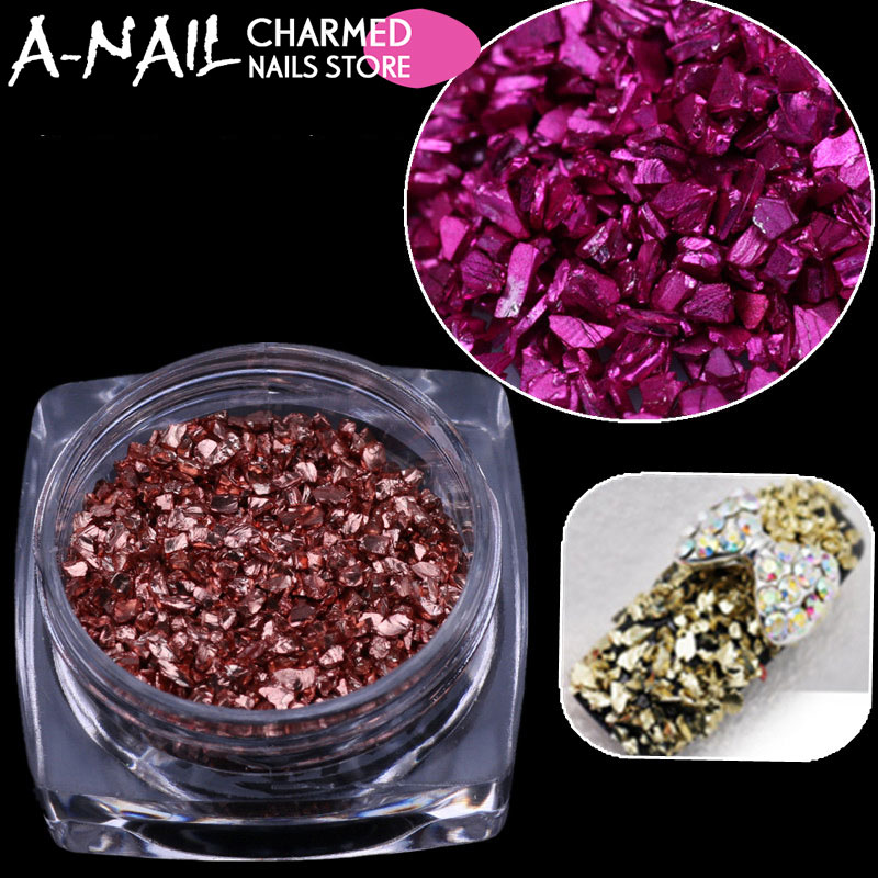 12jars/set 12 Colors Metallic Luster Stone Different Shape Shining Rhinestone 3D Nail Decoration for UV Gel Manicure Nail Art 12 jars set colorful mini nail caviar glass rhinestones 12 colors micro beads balls manicure tools diy 3d nail art decoration