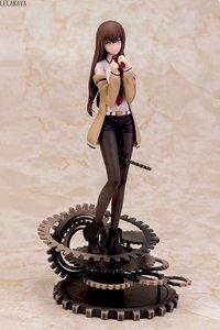 Image 2 - 1 Uds. Japoneses nuevos Anime Steins Gate 3 generación Makise Kurisu Ver. Modelo de figura de acción de PVC para chica, juguete de muñeca sexy a escala 1/7