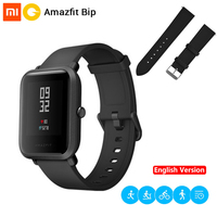 Original Xiaomi Huami Amazfit Bip Smart Watch Youth Edition 32g Ultra Light IP68 Waterproof GPS Glonass