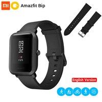 Original Xiaomi Huami Amazfit Bip Smart Watch Youth Edition 32g Ultra Light IP68 Waterproof GPS Glonass