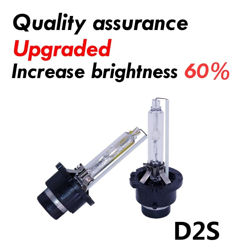 Νέα 2pcs / Παρτίδα D2S Xenon HID Λάμπα 35W 4300K - Φώτα αυτοκινήτων