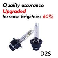 Promotion 2PCS Lot D2S Car Headlight 4300K 6000K HID Xenon Bulb D2S Xenon Supply In Stock