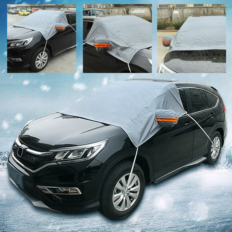 Vehemo защита от снега, лобовое стекло, солнцезащитный козырек, защита от солнца, защитная крышка, автозапчасти для снега, зима, автомобильный солнцезащитный козырек, прочный