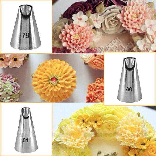 Stainless steel utensils cream decorating pastry tool