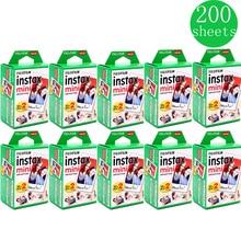 10-200 sheets Fuji Fujifilm instax mini 9 8 white Edge films Colour Fims for instax camera colour films in britain