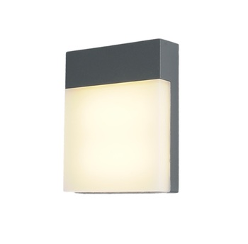 2pcs PACK Rain-Proof Outdoor Wall Lamp for House Number / Sealed Aluminum die-Casting Body /16x20cm